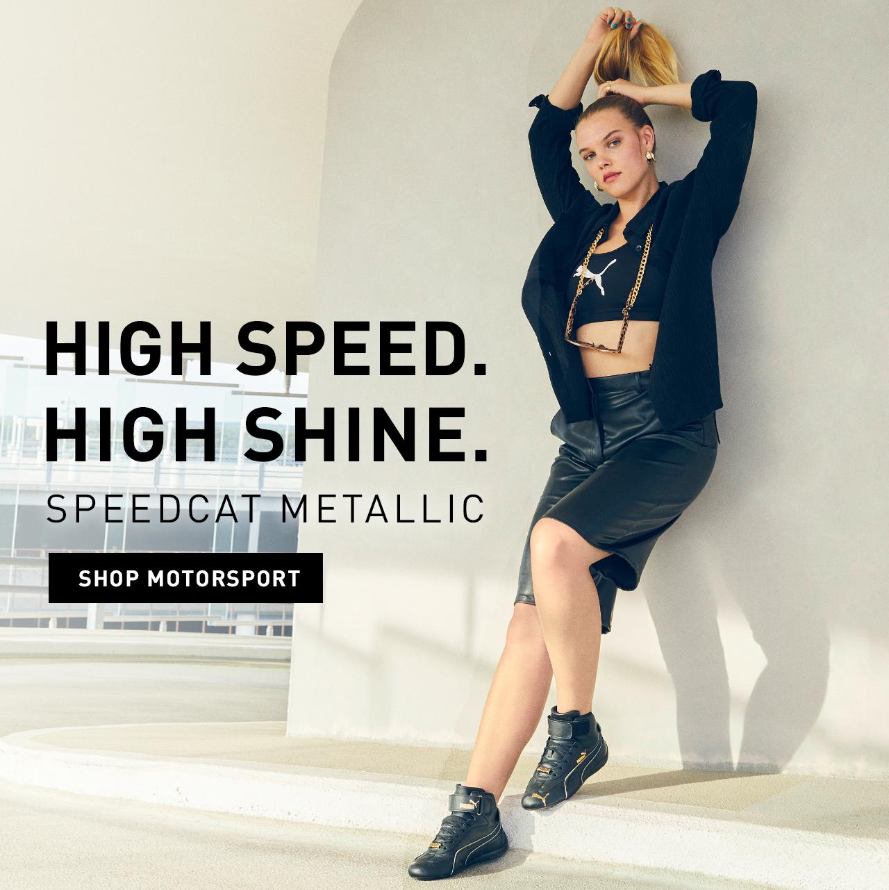 HIGH SPEED. HIGH SHINE. | SPEEDCAT METALLIC | SHOP MOTORSPORT